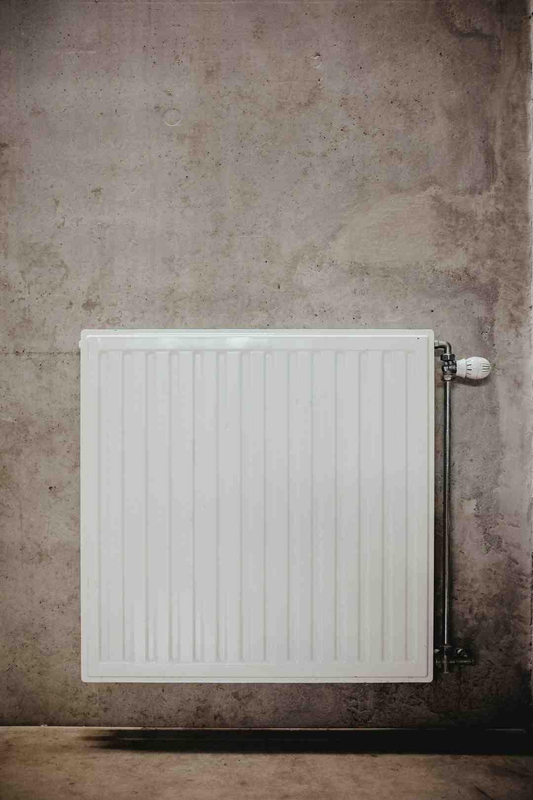 Quel est le meilleur radiateur electrique à inertie ?
