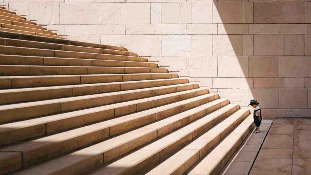 Comment carreler un escalier