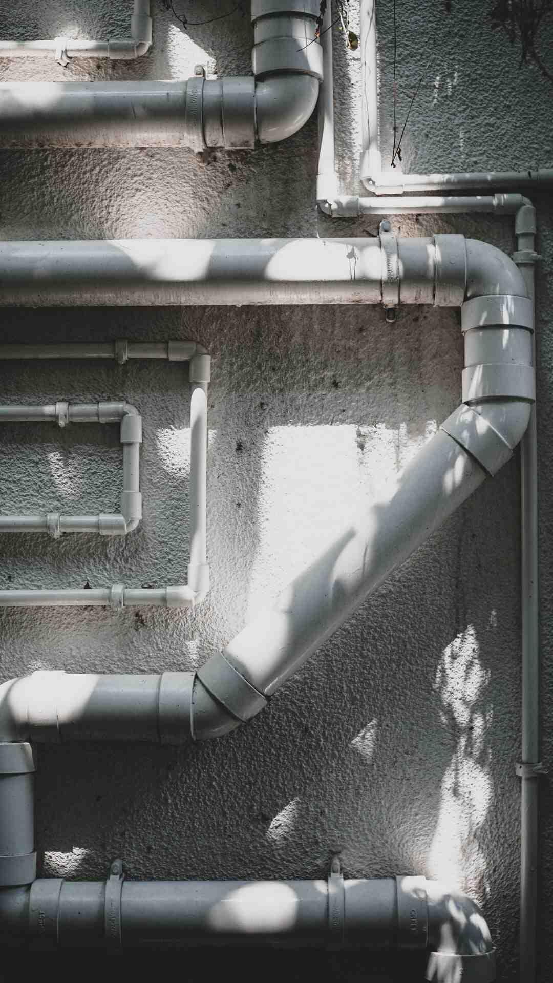 Comment installer plomberie pex