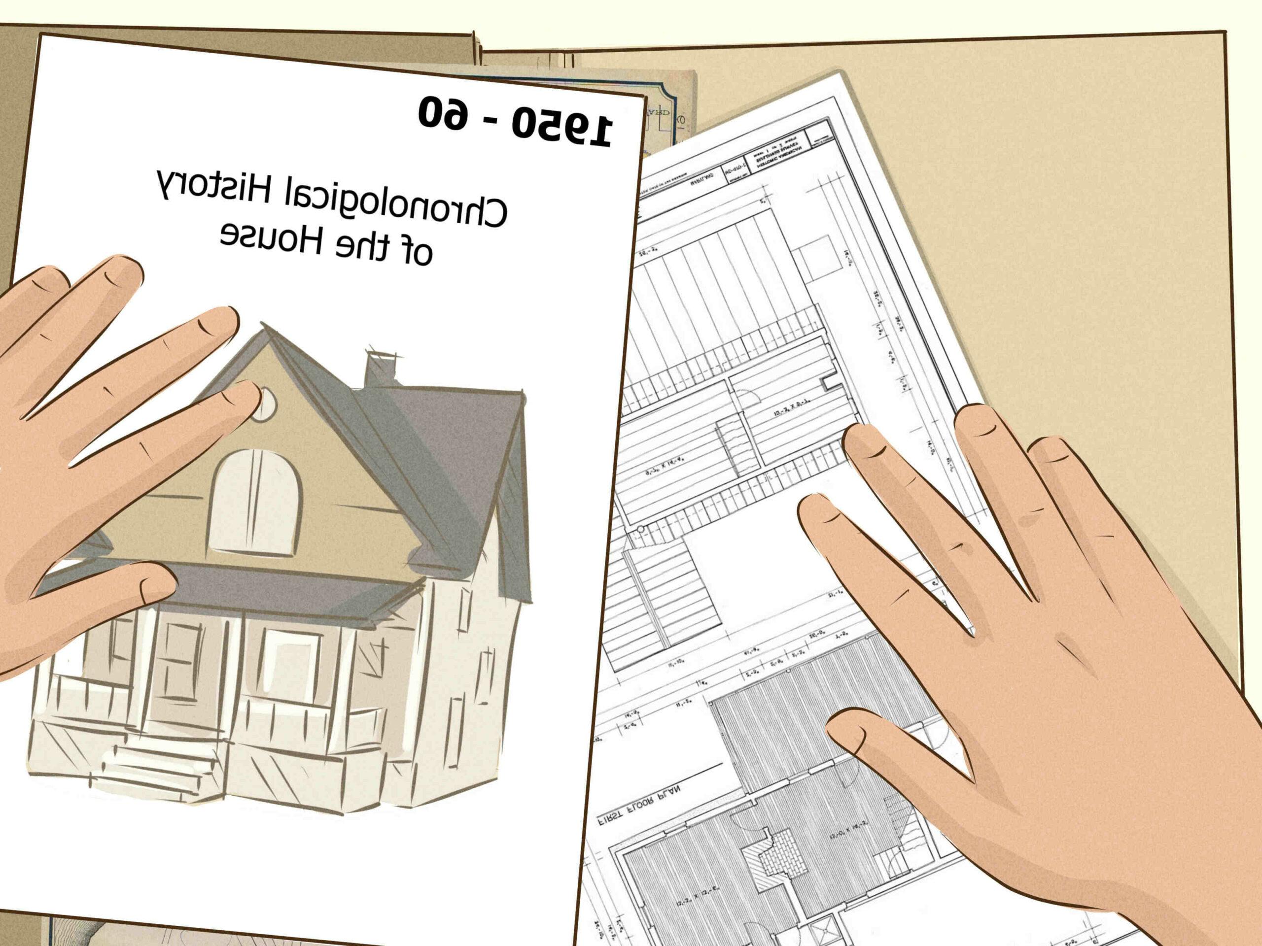 Comment connaître l'histoire de sa maison ?