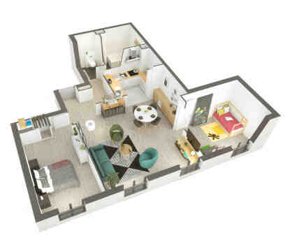 Quel budget pour une maison de 60m2 ?