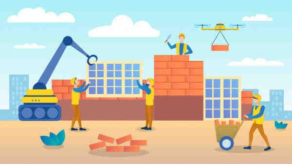 Quel professionnel pour construire une maison ?